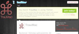 traumactwitter