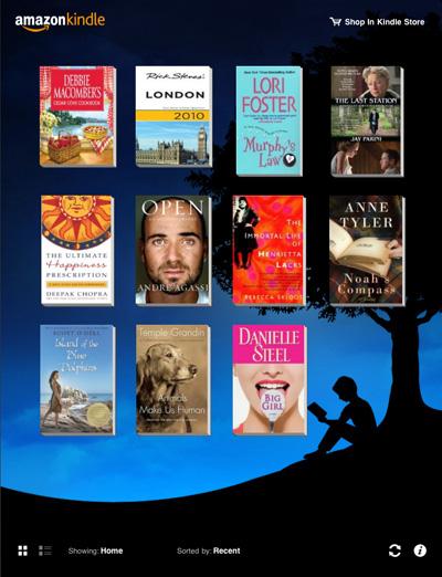 App para el Kindle